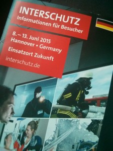 Interschutz 2015 Flyer